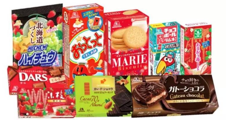 森永 天使のお菓子箱
