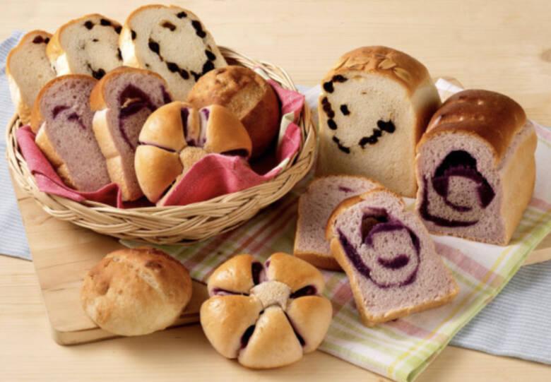 パンの彩り頒布会